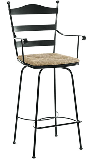 Charleston Forge Bar Stools Rocket Bar Stools