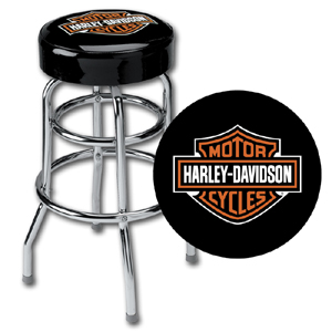cheap Harley Davidson bar stools